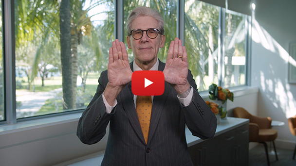 President Julio Frenk's video message