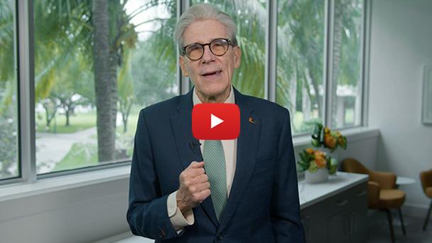 President Julio Frenk's video message